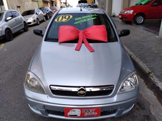 Chevrolet CORSA Sedan  Maxx 1.4 (Flex) C/ Direção - Foto 2