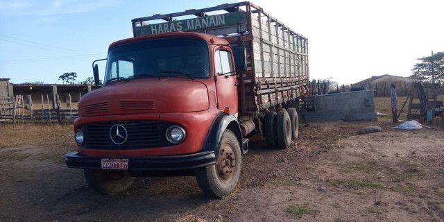 Caminhão 11.13 ano 74 - Foto 4