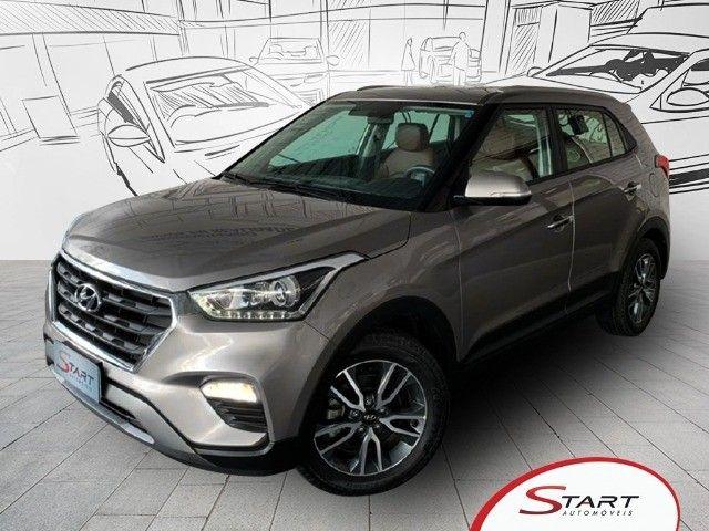 Hyundai Creta 2.0 16v Flex Prestige Automático 2019
