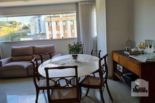 Apartamento à venda com 3 dormitórios em Castelo, Belo horizonte cod:335167 - Foto 3