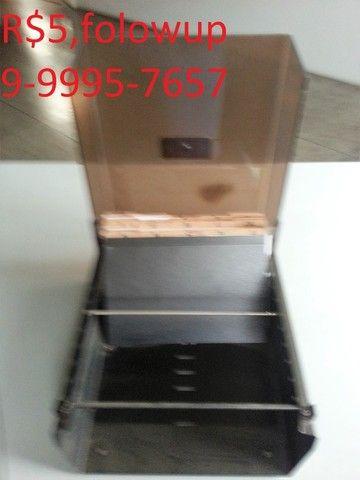 Arquivos de mesa tipo folow-up usados em bom estado - Foto 2