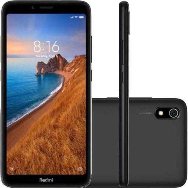 Xiaomi Redmi 7a 32gb 2gb ram Lacrado Na caixa - Foto 3