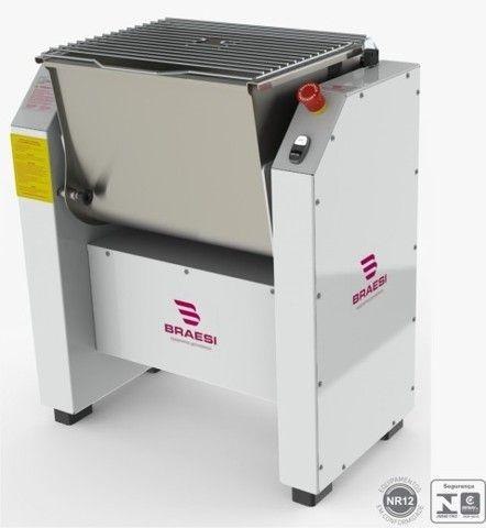 Amassadeira semi-rápida 15Kg motor 1/2 C.V