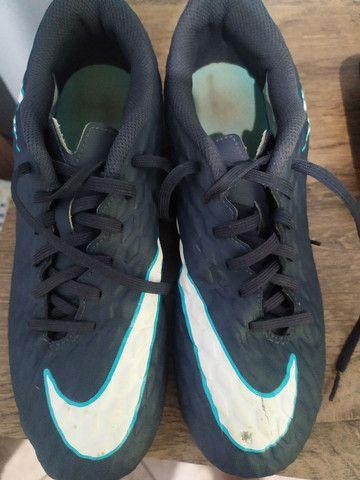 Chuteira Nike Hypervenon n° 38 - Foto 5