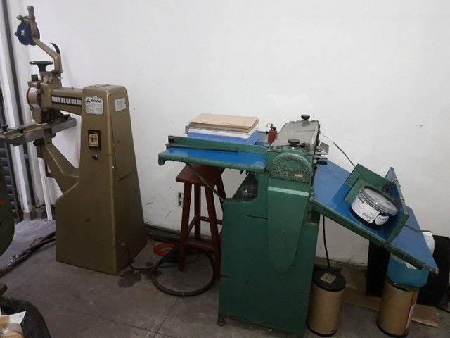 Vendo Gráfica Completa ou máquinas separadas de seu interesse.   - Foto 4