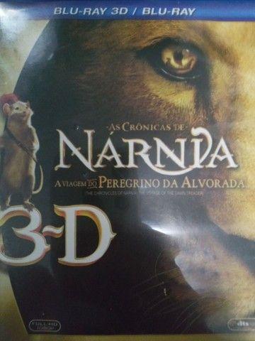 Seleção de Blu-ray 3D - Foto 2