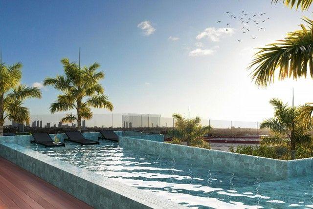 Empreendimento 2 e 3 quartos a 5 min da praia do Bessa pronto em dez 2021 - Foto 3