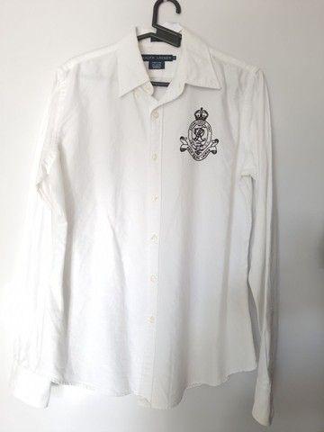 Camisas - Calças - Cintos - Blazer e Palitos. - Foto 3