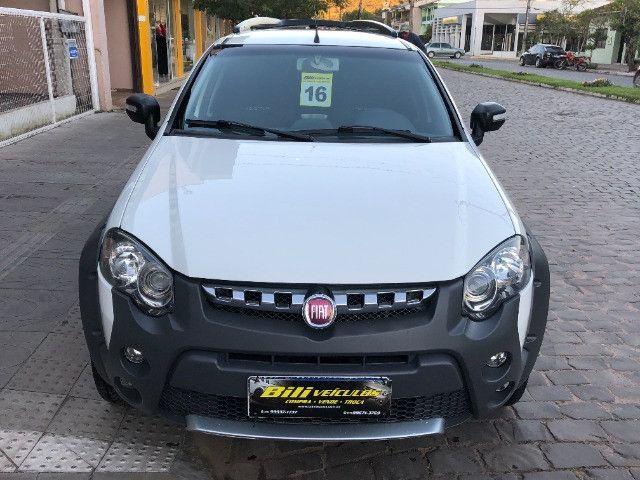 Fiat/ Palio Weeq Adv 1.8. Ano 2016 * Impecável!! - Foto 2