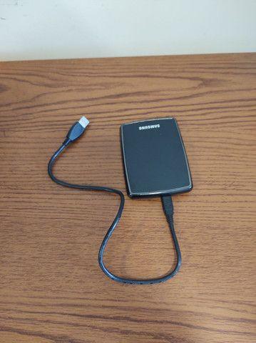 HD Externo Samsung - Foto 3