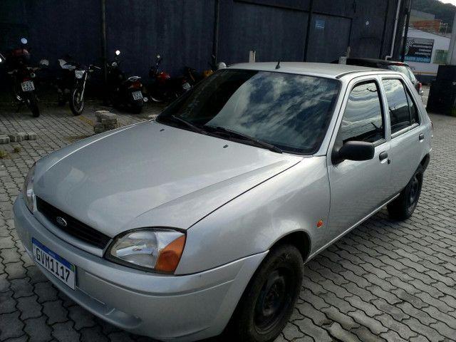 Fiesta 1.6 Zetec Rocam 2000 - Troca - Facilita Promissoria - Foto 2