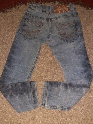 Calças jeans, Tam 4 - Foto 4