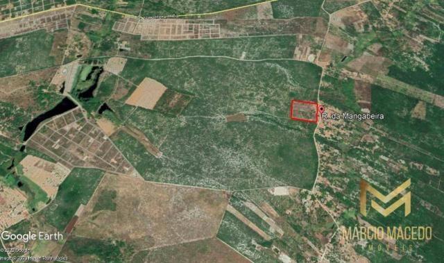 Terreno para loteamento - 50.000m² por R$ 350.000 - Corrente Riacho Fundo - Cascavel/CE - Foto 4