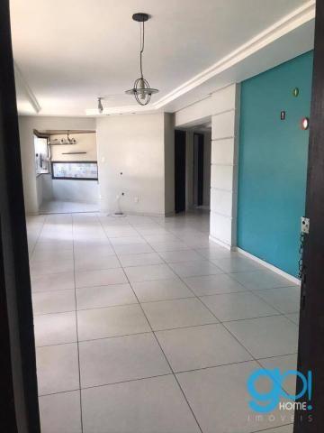 Apartamento com 3 dormitórios à venda, 140 m² por R$ 550.000,00 - Batista Campos - Belém/P - Foto 17