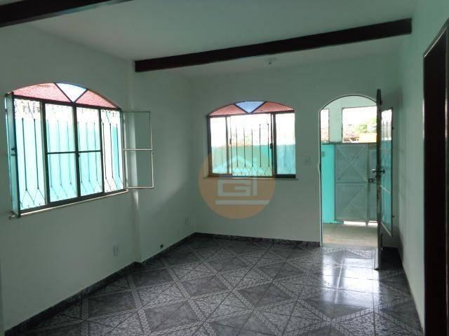 Casa em Nova Cidade - 02 Quartos - Quintal - Garagem - São Gonçalo - RJ. - Foto 6