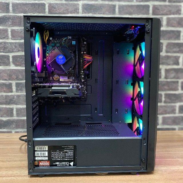 Pc Gamer i5 10400F com Gtx 1050Ti 4Gb - Foto 2
