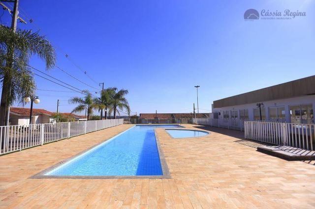 Casa com 2 dormitórios para alugar, 70 m² por R$ 1.200,00/mês - Porto Belo - Foz do Iguaçu - Foto 13