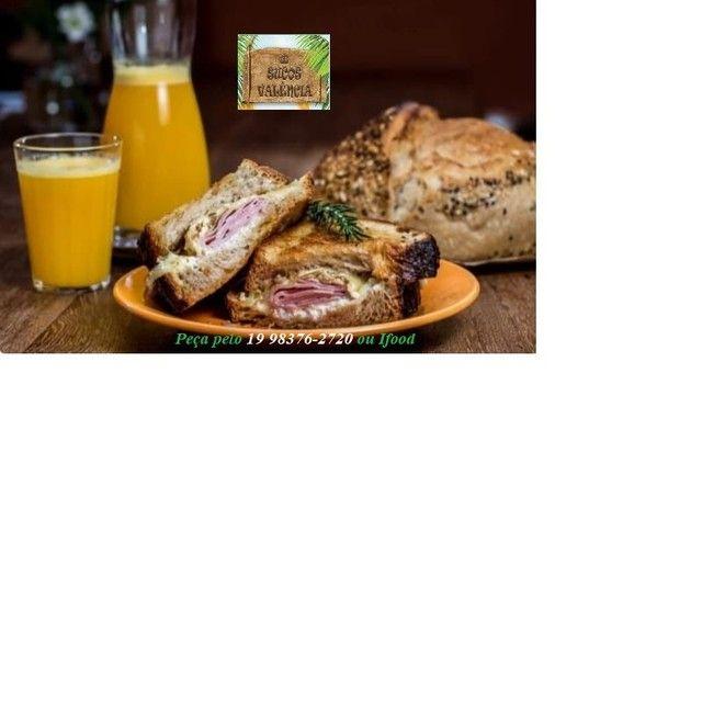 Sucos Valência - suco de laranja natural e vários outros sabores