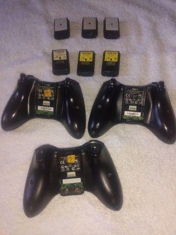 Controle Xbox 360 leia o anúncio. - Foto 2