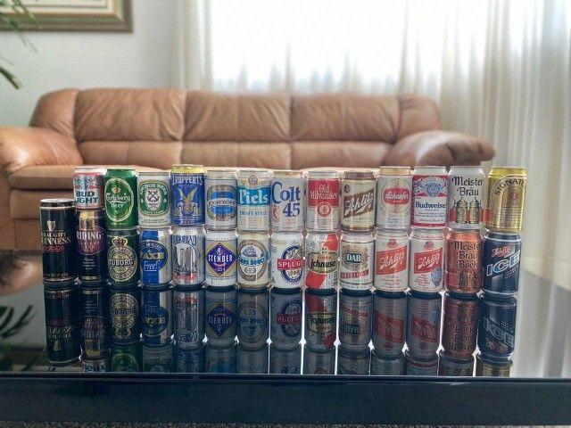 Latas de cerveja para colecionador - Foto 2