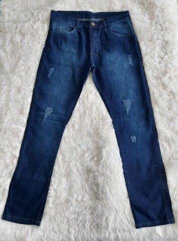 Calça jeans Adulto Masculino  - Foto 4