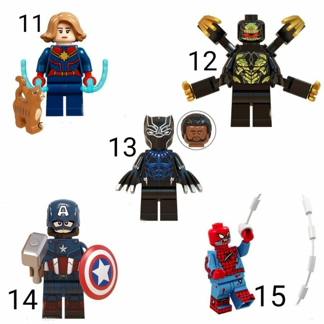 Boneco estilo Lego - Foto 3