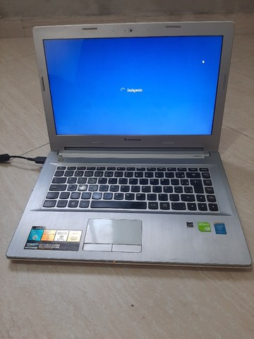Notebook Z40-70 usado com defeito mas funcionando. Leia bem antes de comprar - Foto 3