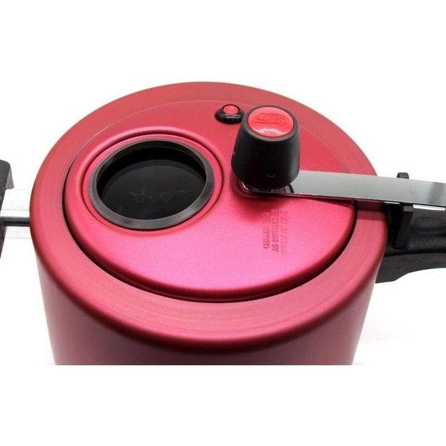 panela de pressão com visor luxo para voce - Foto 4