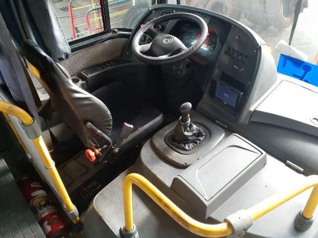 Ônibus Mercedes Benz, chassi OF-1721, carroceria Marcopolo Torino, ano/modelo 2014/2014 - Foto 6