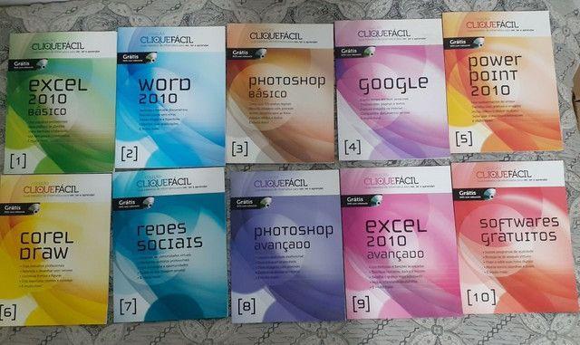 Coleção Clique Fácil + 10 Cds - 10 Volumes - Foto 4