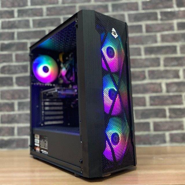 Pc Gamer i5 10400F com Gtx 1050Ti 4Gb