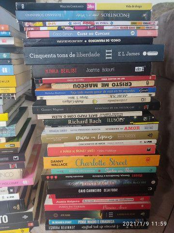 Livros usados - Foto 6