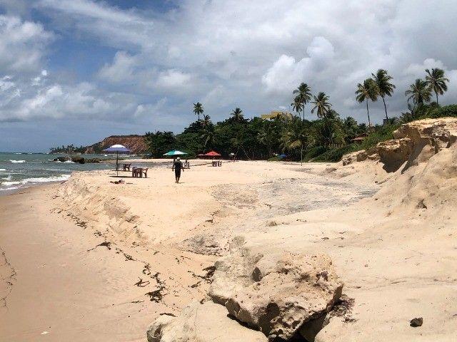 Terreno na praia Tabatinga II - A 150 metros do Mar - Posição Sul - Lote - Foto 11