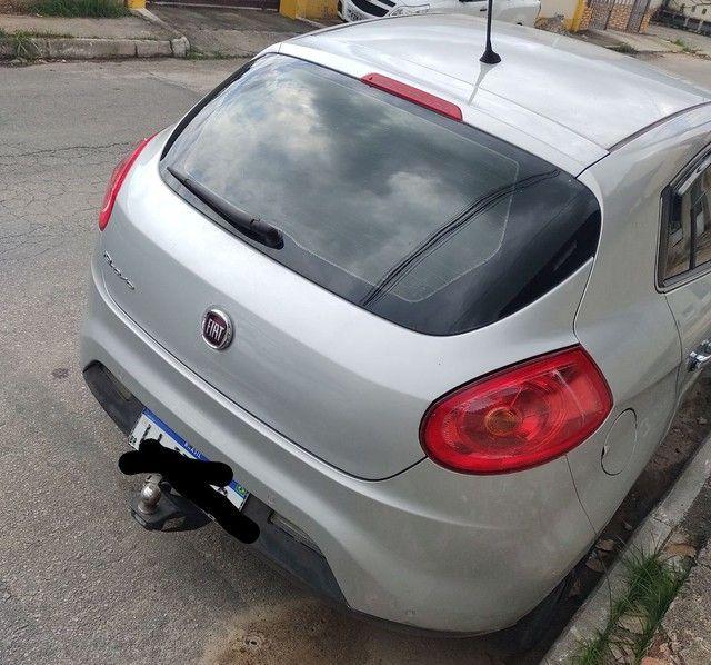 Vendo Fiat Bravo essence 1.8 etorq 2011 Manual GNV 5a geração. - Foto 6