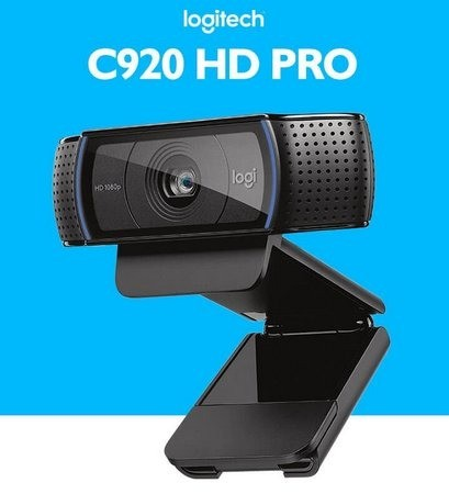 Webcam Full HD Logitech C920s com Microfone, 1080p Widescreen - Foto 3