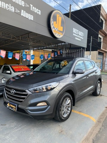 ? Hyundai Tucson GLS 1.6 Turbo Ano 19/20 - Foto 2