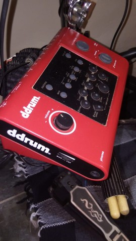 Bateria electrónica Ddrum Dd1 - Foto 6