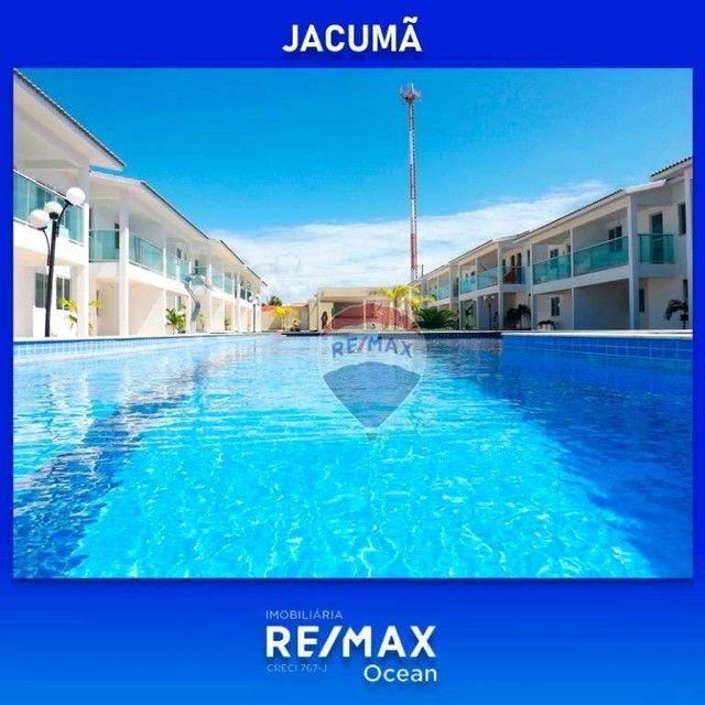 Apartamento com 3 dormitórios à venda, 93 m² por R$ 249.000,00 - Jacumã - Conde/PB - Foto 3