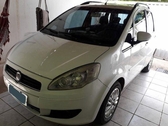 Fiat Idea 1.4 attractive completo  flex gnv 2012