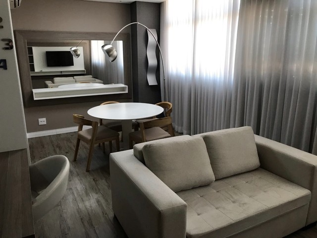Apartamento à venda com 1 dormitórios em Luxemburgo, Belo horizonte cod:10922