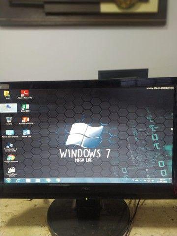 Monitor AOC 16 Polegadas - Alta qualidade !