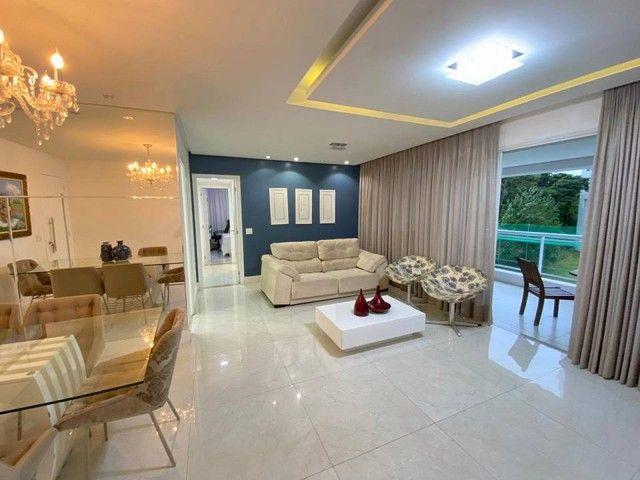 Apartamento para venda tem 134 metros quadrados com 3 quartos em Patamares - Salvador - BA