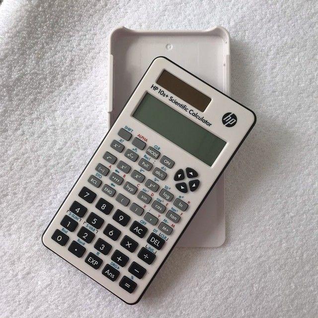 Calculadora científica 10S+ NW276AA HP BT 1 UN - Foto 2