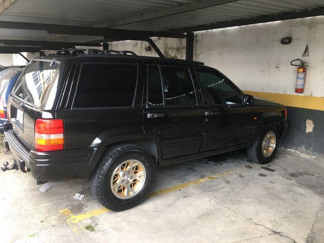 Cherokee 98 nova,blindada!