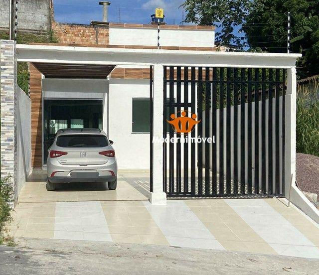 Parque Dez - Atrás do Salmo 91 - Casa com arquitetura diferenciada - Foto 3