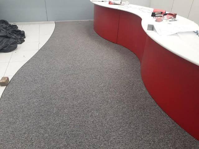 Carpete para escritório e salas comercias - Foto 2