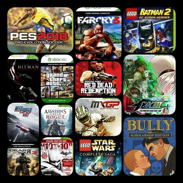 Jogos Xbox 360 todos disponível  - Foto 5