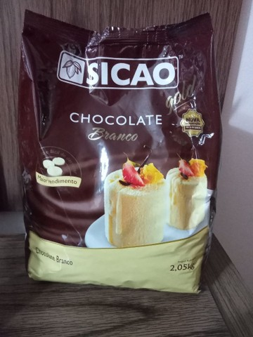 Chocolate Sicao Gold branco