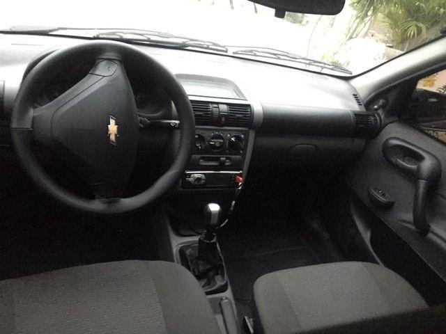 Classic Ls 2014 - 93 Mil km rodados ( Todas revisões feita na Chevrolet ) - Foto 7