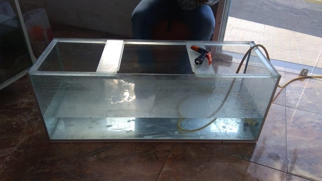 Aquario 1,20x40x45  216 litros
